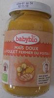 Maïs doux Poulet fermier - Product