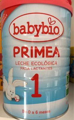 Leche ecológica lactantes 1 - Producto - es