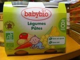 Légumes Pâtes - Produit - fr