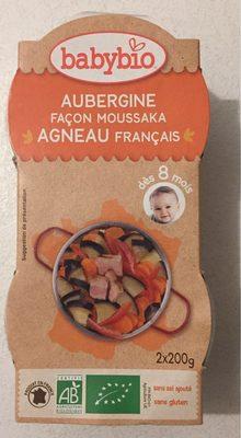 Aubergine facon moussaka - Product