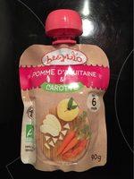 Pomme d'aquitaine et patatz douce - Product