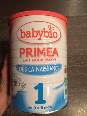 Priméa Lait Nourrisson 1 - Produit - fr