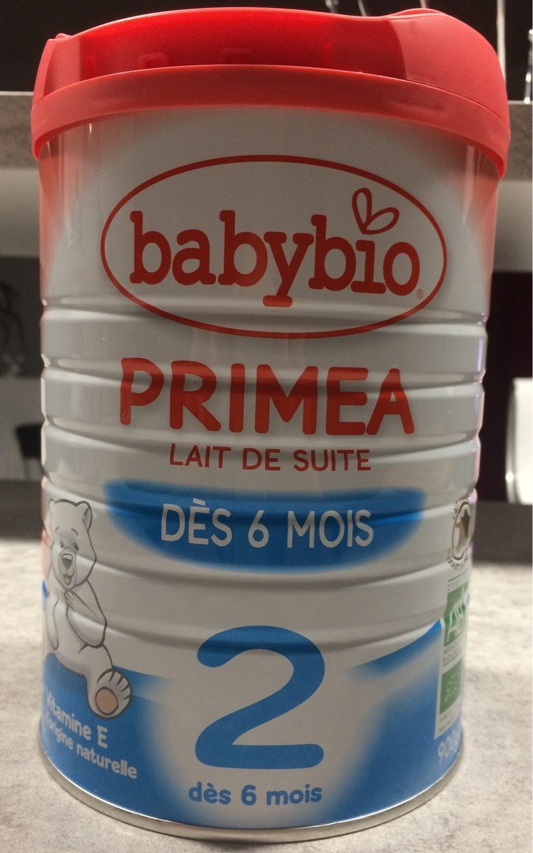 Lait de suite en poudre, dès 6 mois - Primea - Produit - fr