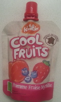 Cool Fruits Pomme Fraise Myrtille - Product - fr