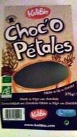 choco petales - Product - fr