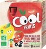 Cool Fruits Pomme Fraise Myrtille - Producto