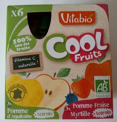 Cool fruits - Product