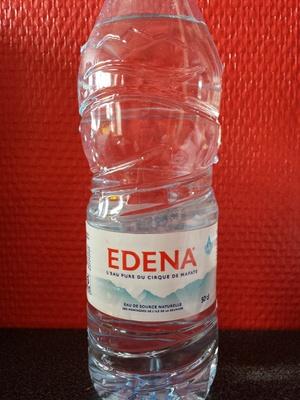 Eau de source EDENA - Product