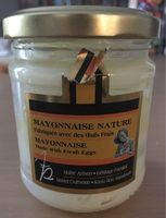 Mayonnaise Nature - Produit - fr