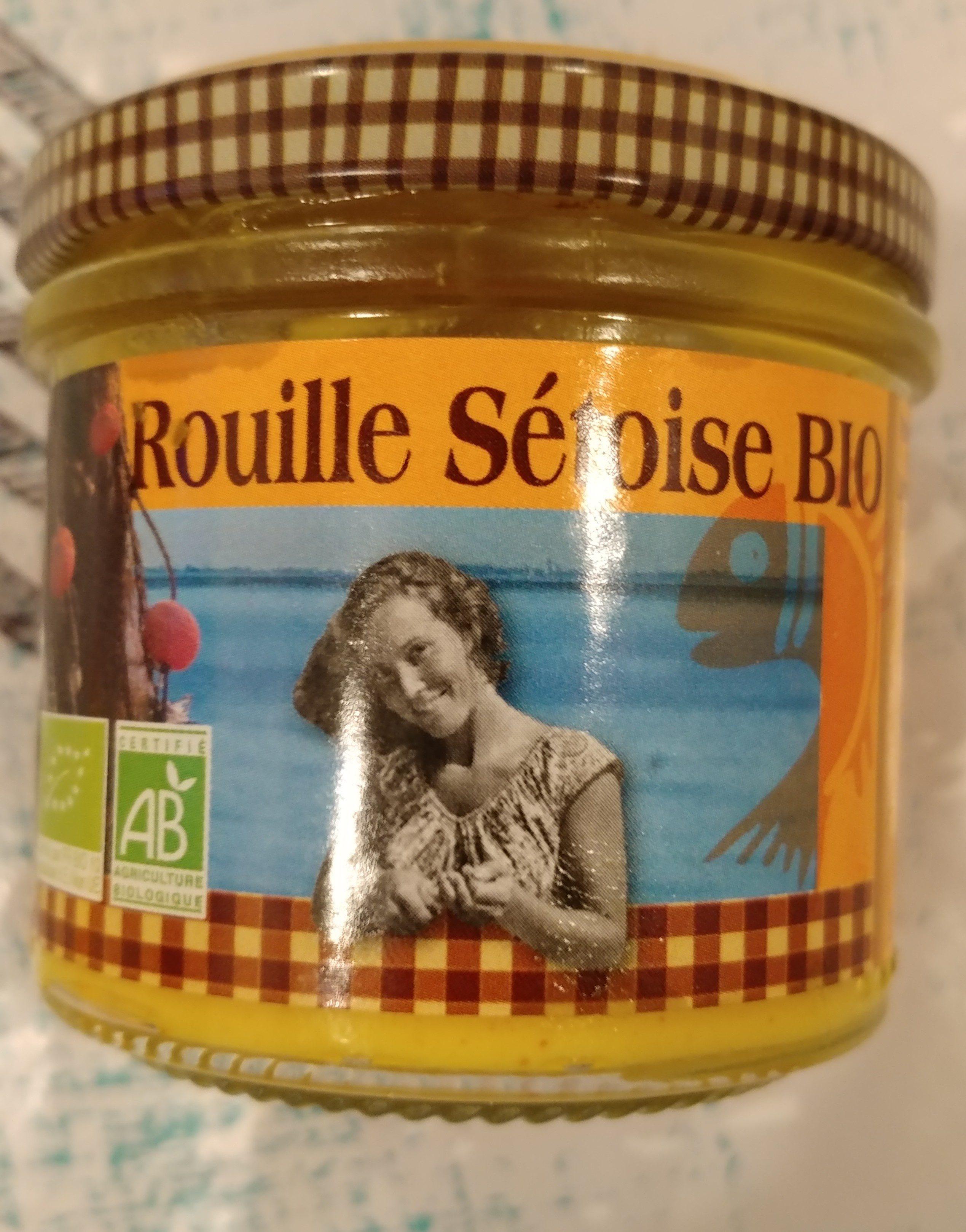 Rouille Bio - Produit