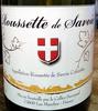 Roussette de Savoie - Produit