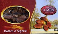 Dattes deglet nour d'Algérie - نتاج - fr