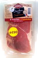 Jambon sec supérieur - Product - fr
