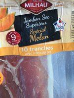 Jambon sec spécial melon - Produit - fr