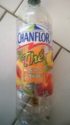 Chanflor Thé Vert Saveur Pêche - Product