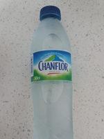 CHANFLOR eau de source 50cl - Produit - fr