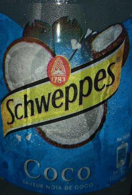 Schweppes Coco - Produit - fr