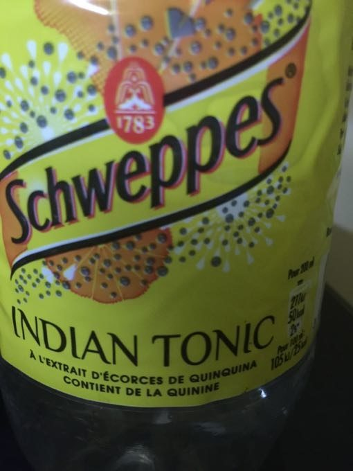 Schweppes Indian Tonic - Produit - fr
