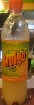Amigo orange - Product - fr
