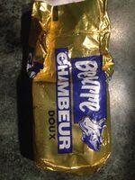 Beurre doux CHAMBEUR - Produit - fr