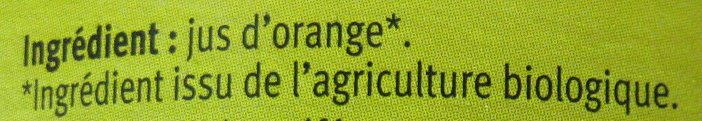 Pur Jus Orange - Ingrediënten - fr