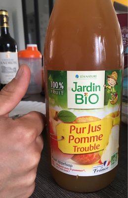 Pur jus de pomme trouble - Product