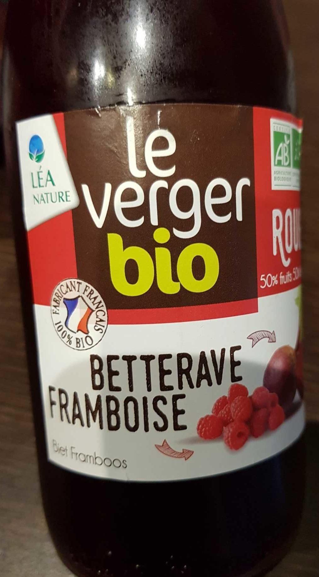 Jus betterave framboises - Product - fr