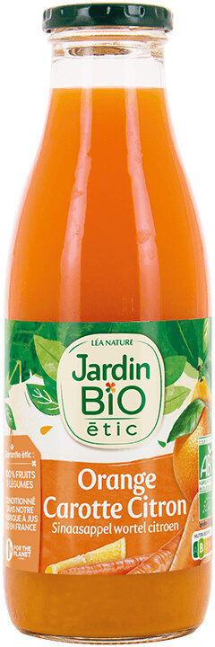 Jus Orange Carotte Citron - Product - fr
