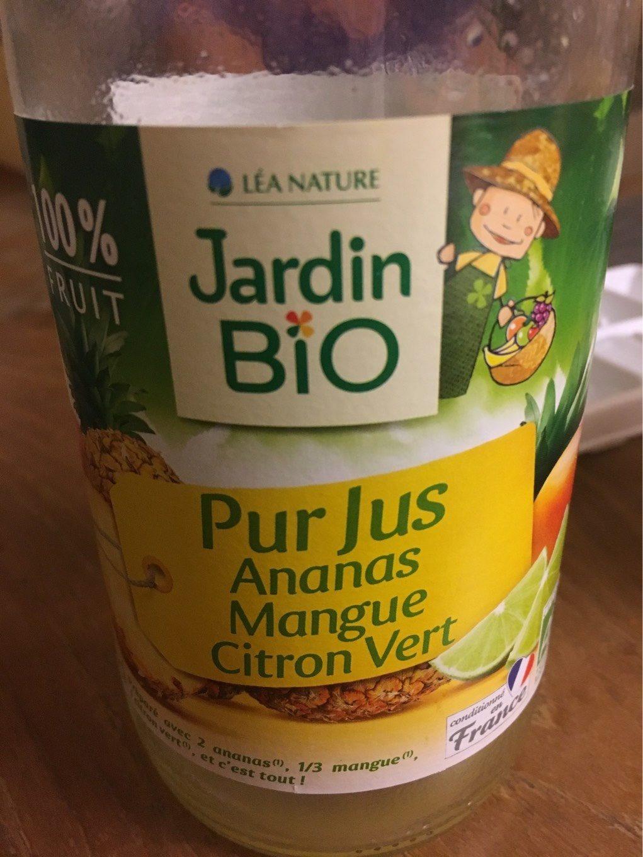 Pur jus ananas mangue citron vert - Produit - fr