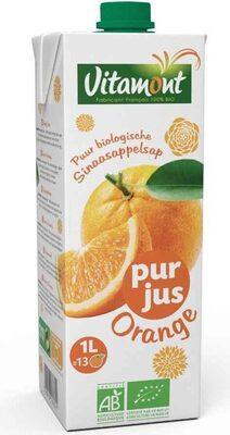 Pur jus d'orange bio - Product - fr