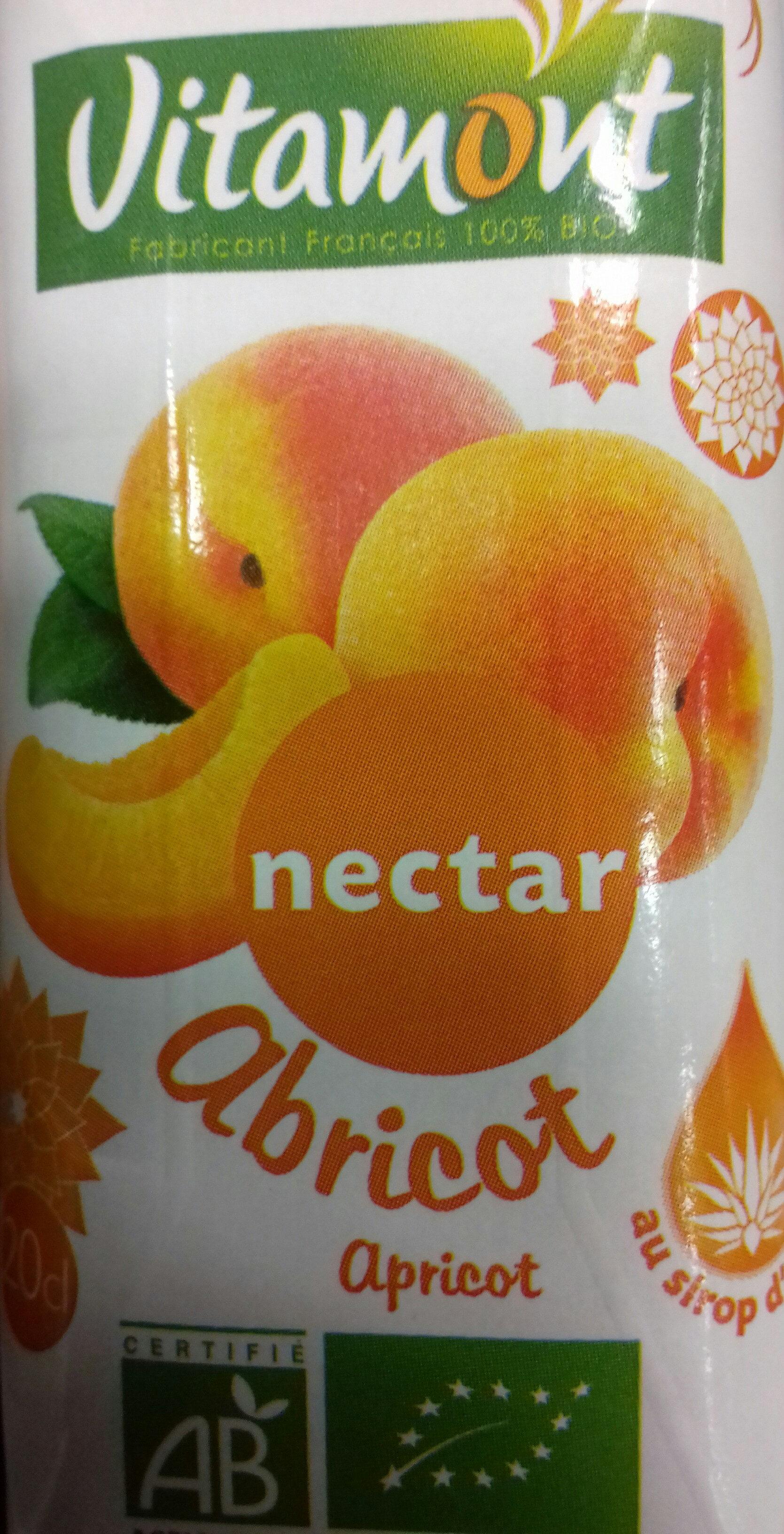 Nectar abricot de france - Produit
