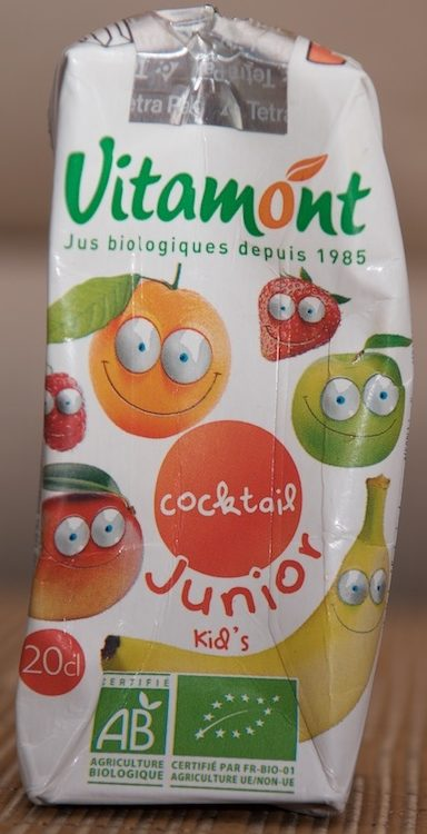 Organic kid s cocktail - Product