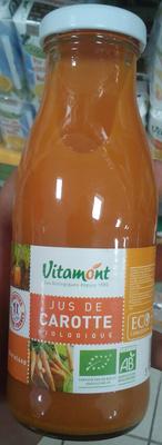 Jus de Carrotte - Produit