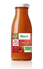 100% pur jus Tomates de Marmande biologiques - Product