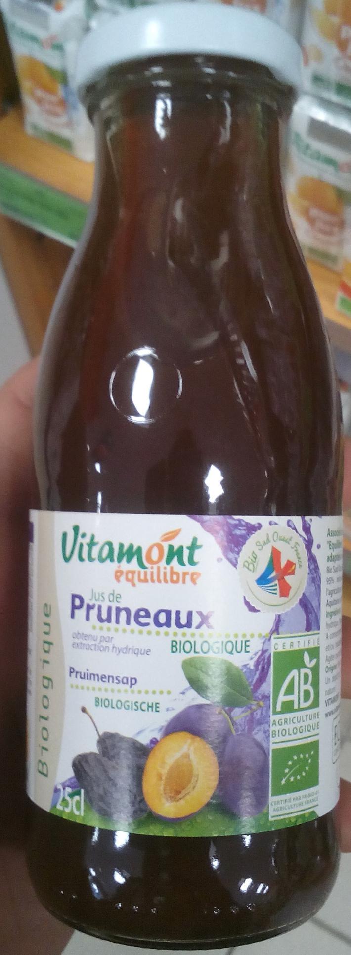 Jus de Pruneaux - Produit - fr