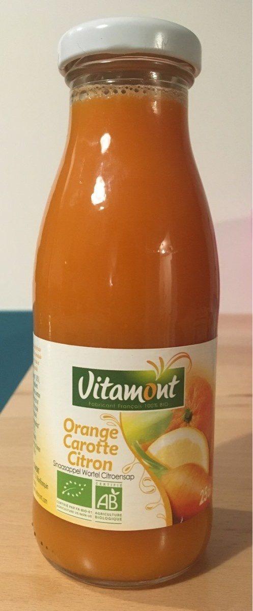 Cocktail Orange Carotte Citron - Product - fr