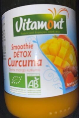 Smoothie detox Curcuma - Produit
