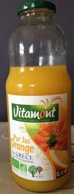 Pur jus Orange douce - Product