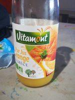 Pur Jus Orange de Grèce - Produit