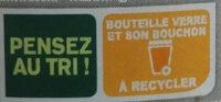 Cola équitable -30% de sucres - Istruzioni per il riciclaggio e/o informazioni sull'imballaggio - fr