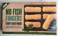 No Fish Fingers - Product - en