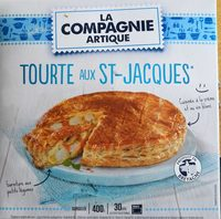 Tourte aux Noix de Saint Jacques - Producto