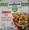 Ma p'tite salade  penne légumes confits  & mozzarella - Prodotto