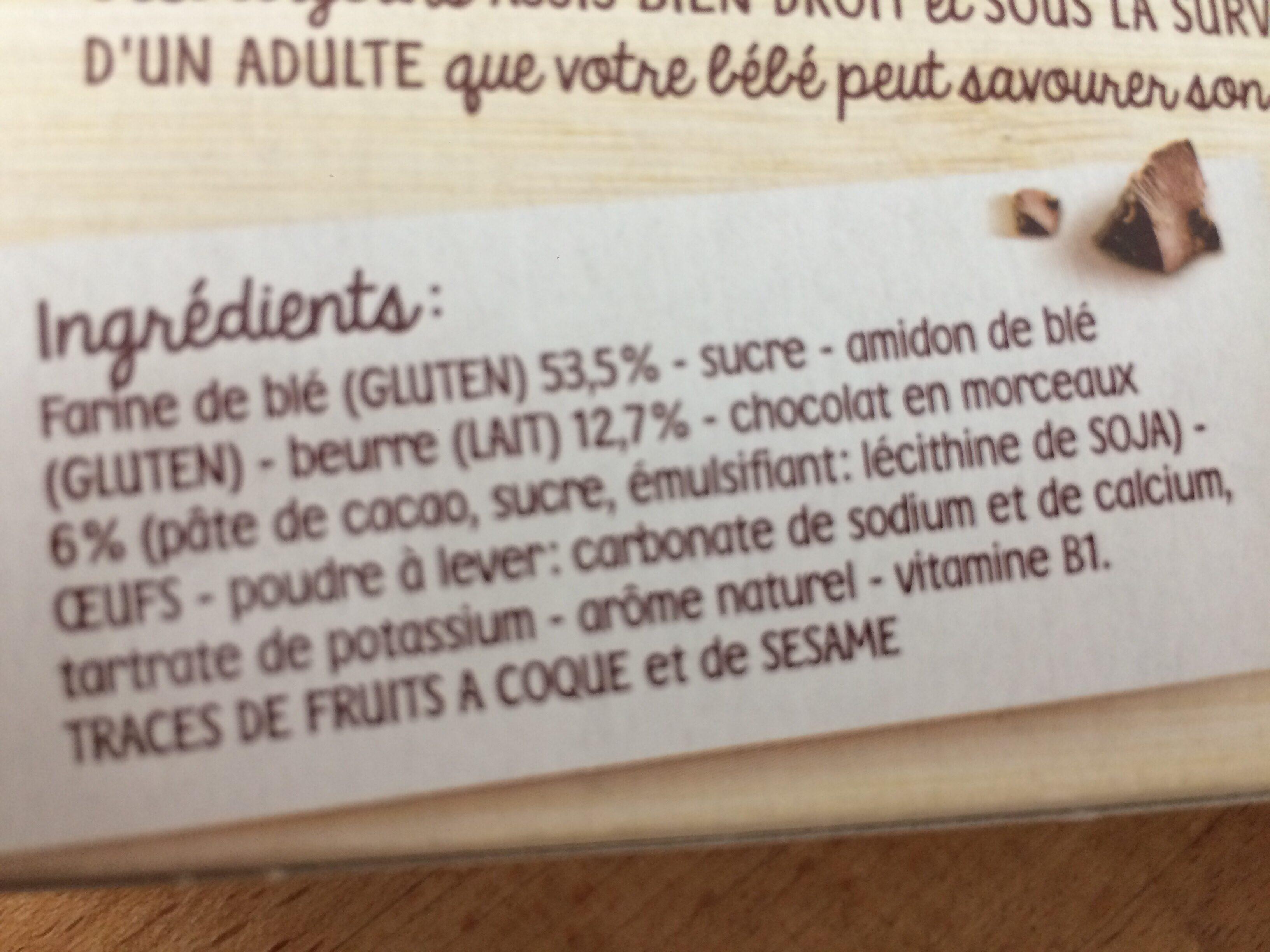 Cervelas Obernous - Ingrédients - fr