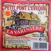 Petit Pont l'Évêque (21,5% MG) - Produit