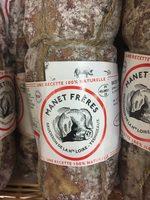 Saucisson de la Haute-Loire - Produit - fr