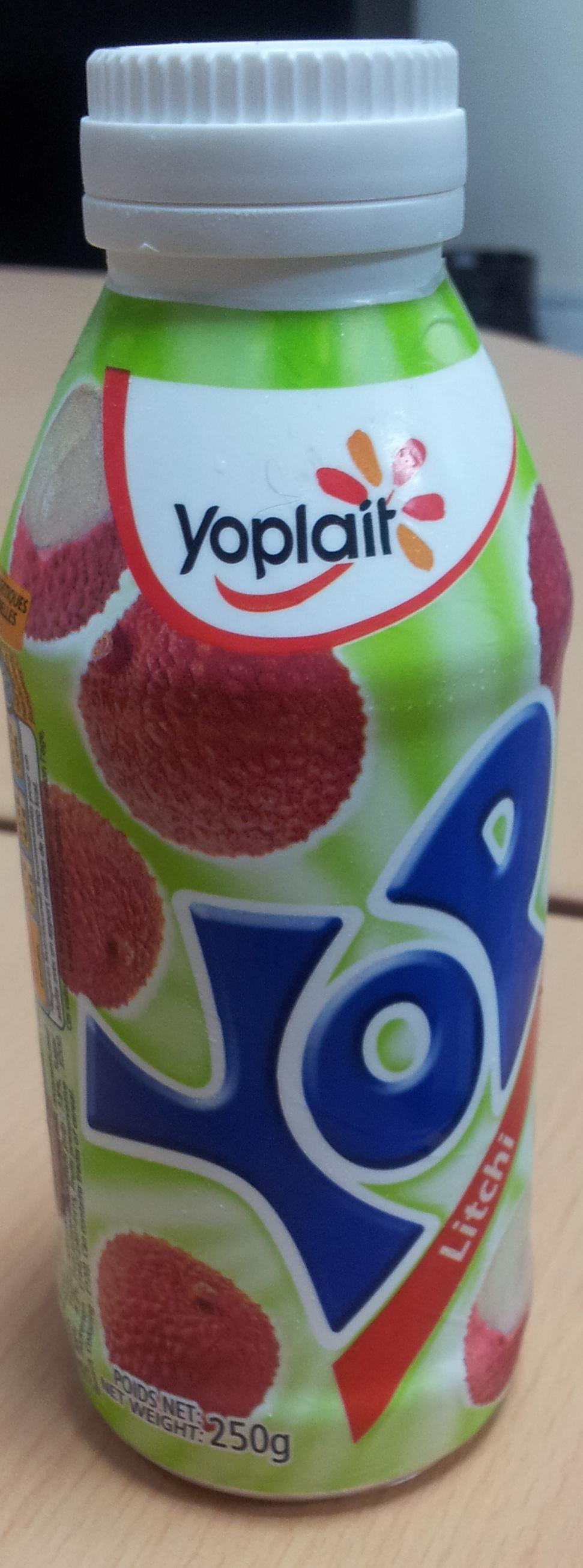 Yop litchi - Prodotto - fr
