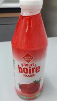Yaourt a boire fraise - Produit - fr