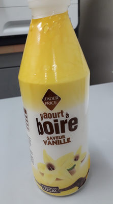 Yaourt a boire saveur vanille - Product - fr
