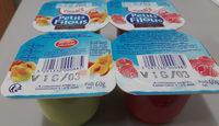 Petits Filous framboise pêche poire - Produit - fr
